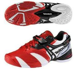 $135 BABOLAT PROPULSE 3 MENS SIZE 14 TENNIS SHOES RED WHITE