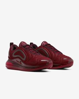 NIKE AIR MAX 720  Men's Athletic Shoes Univesity Red/Gym Red