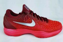 Nike Air Zoom Cage 3 Red 918193 602 Tennis Shoe Rafa Nadal V