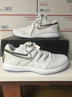 Nike Air Zoom Vapor X Nadal 'White Canary' Tennis Shoes AA80