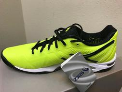 Asics Men's Gel Solution Speed 3 Tennis Shoes Safety Yellow/