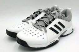 Adidas Barricade Classic Tennis Shoes White Wide 4E BY2920 M