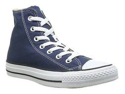 Converse Chuck Taylor All Star Hi Tops Navy Mens Sneakers Te