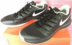 Nike Court Air Zoom Prestige AA8020-002 Black White HC Tenni