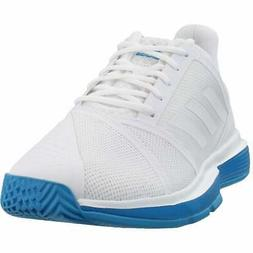 adidas CourtJam Bounce  Casual Tennis  Shoes White Mens - Si