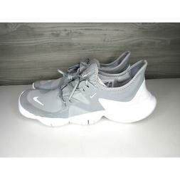 NIKE FREE RN 5.0 MEN'S GRAY RUNNING TENNIS SHOES SIZE 10.5