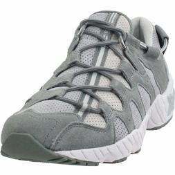 ASICS Gel-Mai Mens Sneakers Casual Leather Tennis Shoes Gray