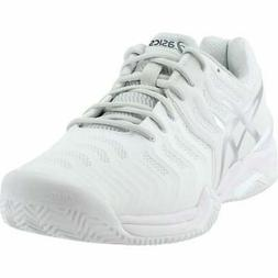 ASICS GEL-Resolution 7 Clay Court  Casual Tennis  Shoes - Wh