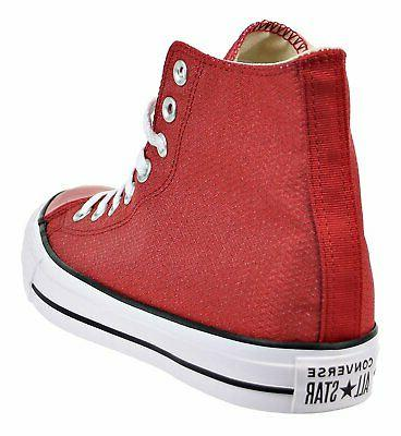 Converse Red, Black, White Sneakers Shoes 160501F