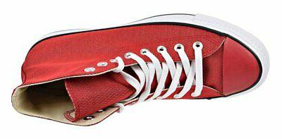 Converse Tops Red, Black, White Mens Sneakers Tennis