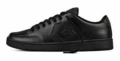 Converse Low Tops Star Court Black OX Mens Sneakers 159803C