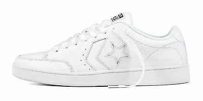 low tops star court white ox leather