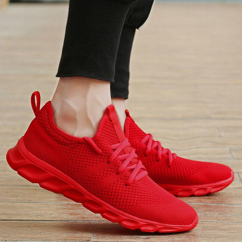 Men's Casual Running Breathable Gym