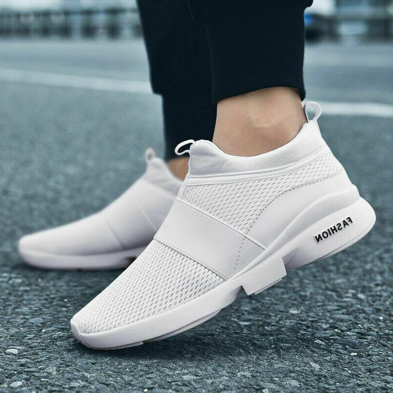 Casual Breathable Athletic Tennis Shoes