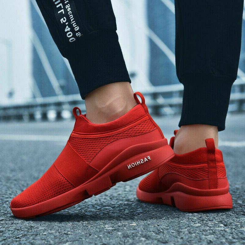 Men's Sneakers Casual Breathable Shoes US