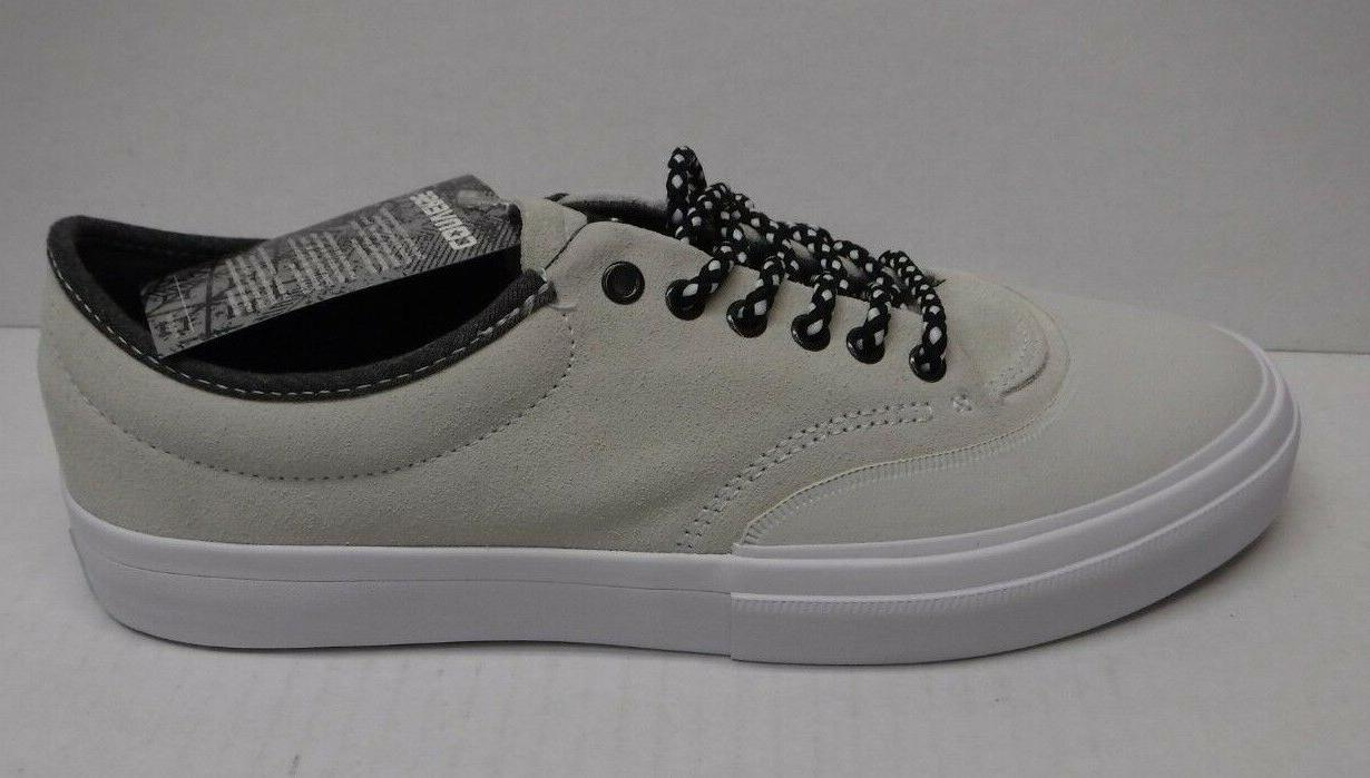 size 11 suede gray sneakers new mens