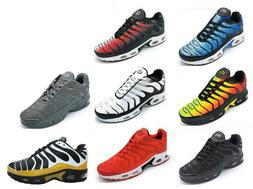 Men Air Cushion Sneakers Gym Running Workout Outdoor Tennis