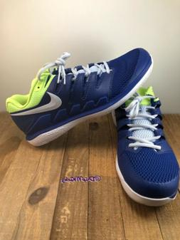 Nike Men's Air Zoom Vapor X AA8030-447 Indigo Neon New 11
