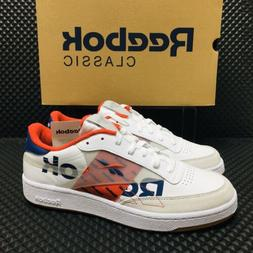 *NEW* Reebok Club C 85 MU Classic  Athletic Shoes Tennis Sne