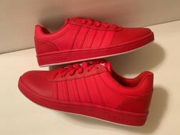 NEW KSwiss Classic Red Mens Leather Tennis Shoes 03343-495 S