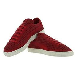 NEW Mens Puma Suede Courtside Perf Tennis Shoes High Risk Re