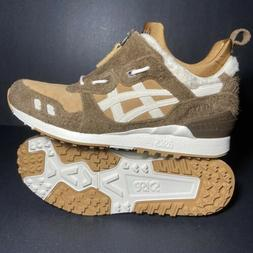 New Size 9.5 Mens ASICS Tiger GEL Lyte MT Shoes Sheep Suede