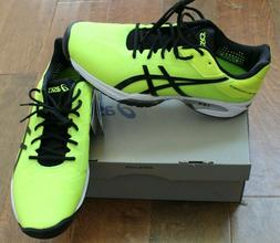 NEW WITH BOX Asics Men's Gel Solution Speed 3 Tennis Shoes Y