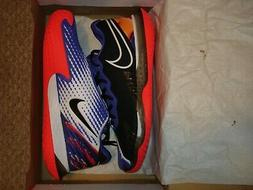 NIB Nike Nadal AIR ZOOM VAPOR CAGE 4 HC Tennis Shoes CD0424-