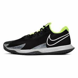 NikeCourt Air Zoom Vapor Cage 4 Black Mens Tennis Shoes