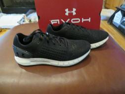 NWT Mens Black Under Armour Hovr Sonic Tennis Shoes, Size 8