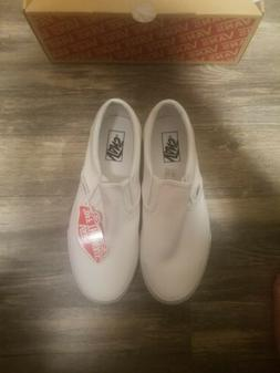 VANS OFF THE WALL MENS TENNIS SHOES UA CLASSIC SLIP-ON SIZE
