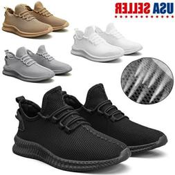Running Shoes Sneakers Casual Men's Outdoor Athletic Jogging