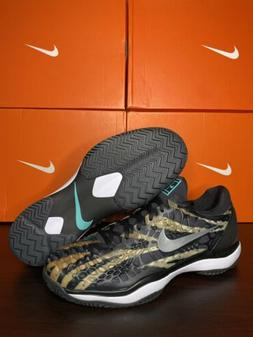 Size 11 - Nike Air Zoom Cage 3 Hard Court Tennis Shoes Tiger