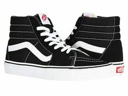 Vans SK8 Hi Skateboard Classic White Mens Womens Sneakers Te