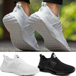 Sneakers Men Athletic Breathable Sports Shoes Casual Gym Run