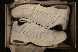 Vintage and New MTA Pro Leather Tennis shoes - Size 9 1/2