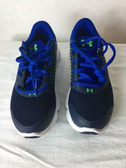 Under Armour Youth Kids Tennis Shoes Size 5.5