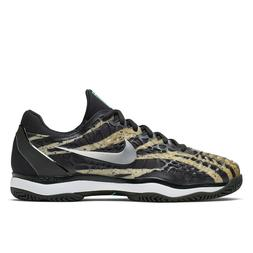 NIKE ZOOM CAGE 3 HC Mens Hard Court Tennis Shoes - Tiger Str
